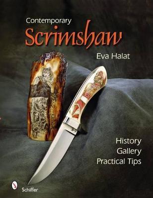 Contemporary Scrimshaw book