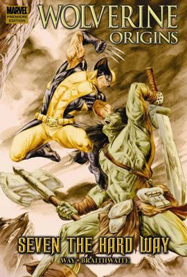 Wolverine Origins by Daniel Way