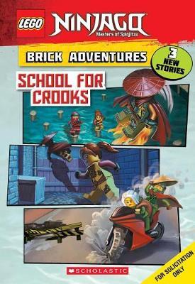 School for Crooks (Lego Ninjago: Brick Adventures) by Meredith Rusu