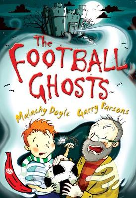 The Football Ghosts by Garry Parsons