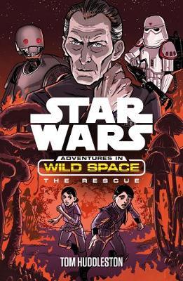 Star Wars: The Rescue by Tom Huddleston