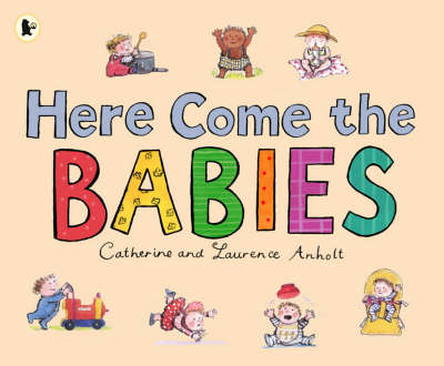 Here Come the Babies book