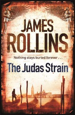 Judas Strain book