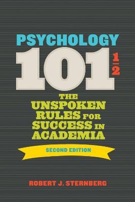 Psychology 1011/2 by Robert J. Sternberg
