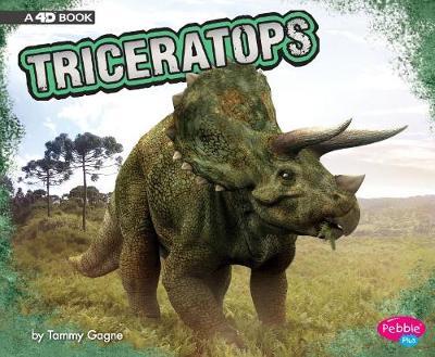 Triceratops book