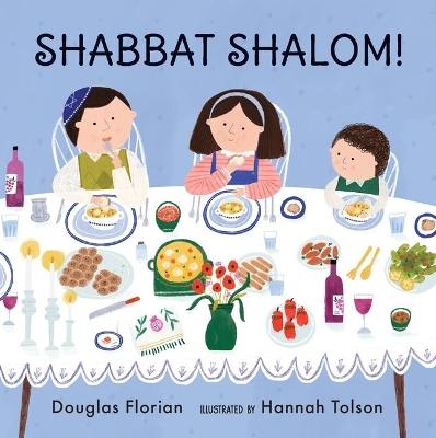 Shabbat Shalom! book