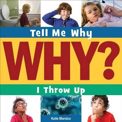 I Throw Up book