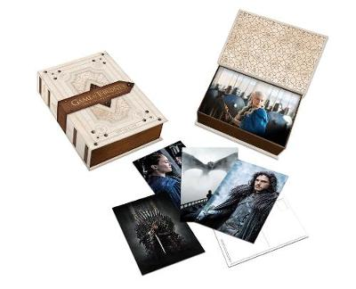 Game of Thrones: The Postcard Collection by Insight Editions