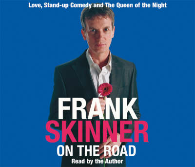 Frank Skinner on the Road book