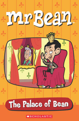 Mr Bean - The Palace of Bean by Fiona Beddall