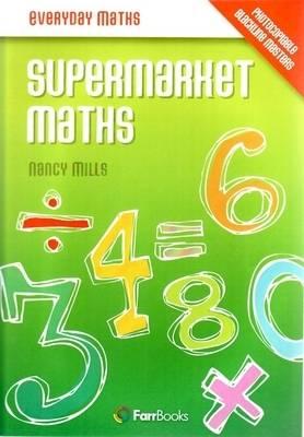 Supermarket Maths book