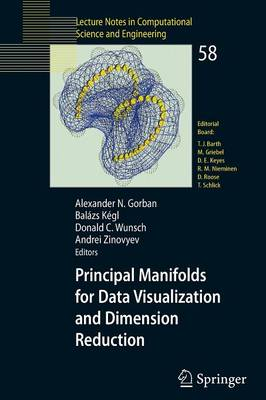 Principal Manifolds for Data Visualization and Dimension Reduction by D.C. Wunsch II