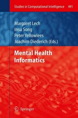Mental Health Informatics by Margaret Lech