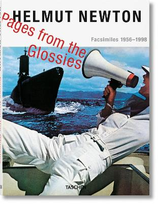 Helmut Newton: Pages from the Glossies by Unknown