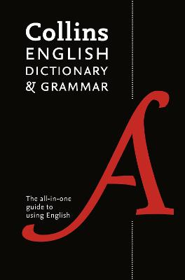 Collins English Dictionary and Grammar by Collins Dictionaries