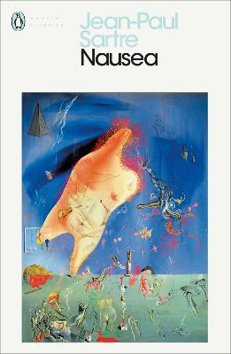 Nausea by Jean-Paul Sartre