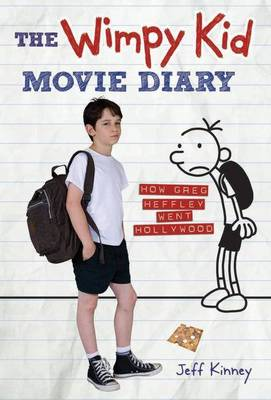 Wimpy Kid Movie Diary Volume 3 by Jeff Kinney