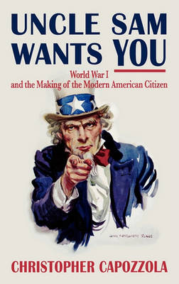 Uncle Sam Wants You book