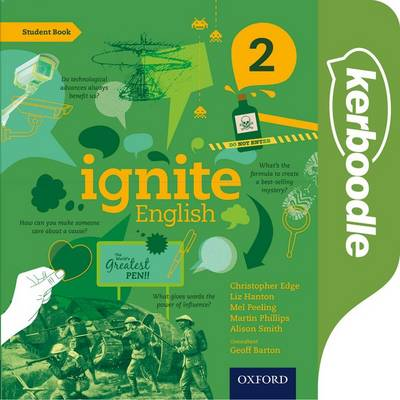 Ignite English: Ignite English Kerboodle Lessons, Resources and Assessments 2 by Christopher Edge