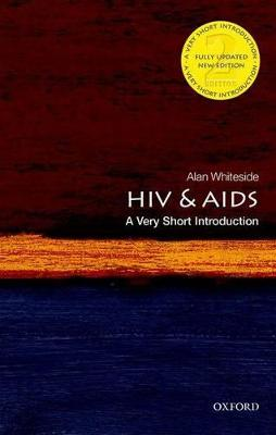 HIV & AIDS: A Very Short Introduction by Alan Whiteside