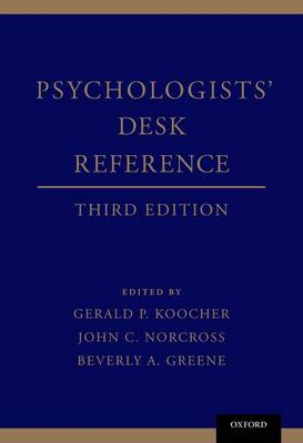 Psychologists' Desk Reference by Beverly A. Greene