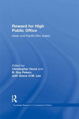 Reward for High Public Office by Christopher Hood