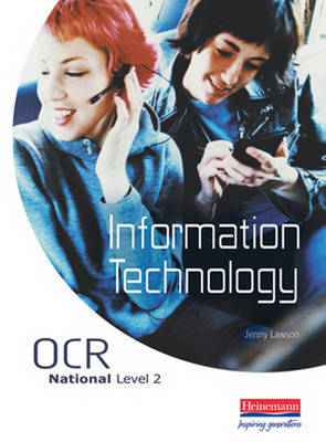 OCR National Certificate in IT Level 2 by Jenny Lawson