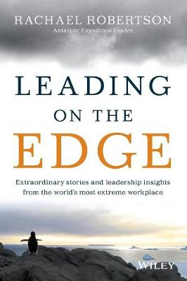 Leading on the Edge book