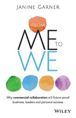 From Me to We by Janine Garner