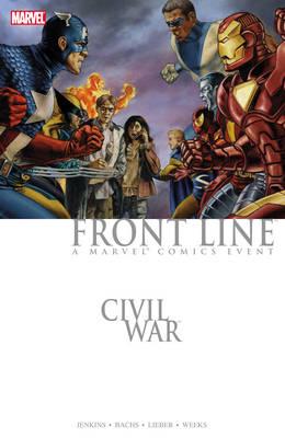 Civil War Civil War: Front Line Front Line by Paul Jenkins