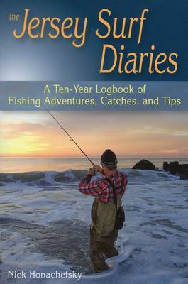Jersey Surf Diaries by Nick Honachefsky