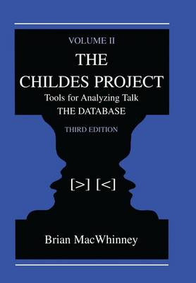 The Childes Project by Brian MacWhinney