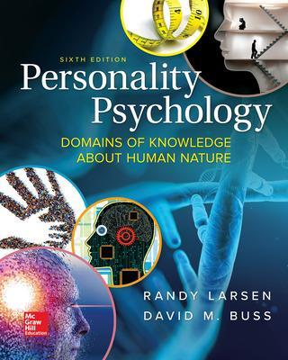 Personality Psychology: Domains of Knowledge About Human Nature book
