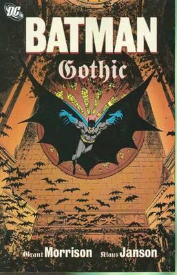 Batman: Gothic by Klaus Janson