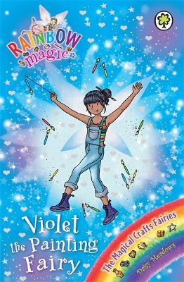 Rainbow Magic: Violet the Painting Fairy by Daisy Meadows