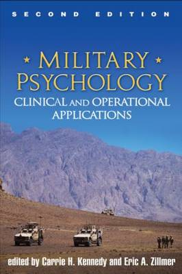 Military Psychology, Second Edition book