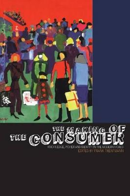 Making of the Consumer book