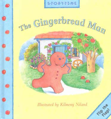 Gingerbread Man by Kilmeny Niland