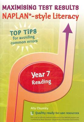 Year 7 Reading by Ally Chumley