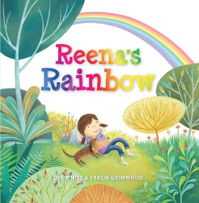Reena's Rainbow book