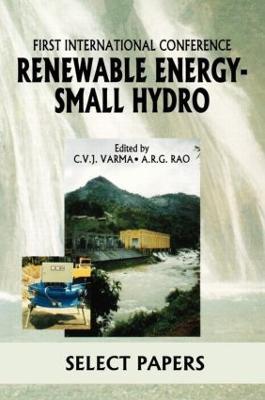 Renewable Energy - Small Hydro book