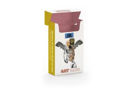Museum Art cards: Experience Art Like Never Before by Lise Lotte ten Voorde