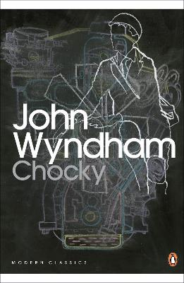 Chocky book