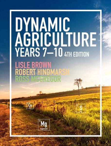 Dynamic Agriculture Years 7-10 by Lisle Brown