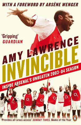 Invincible by Amy Lawrence