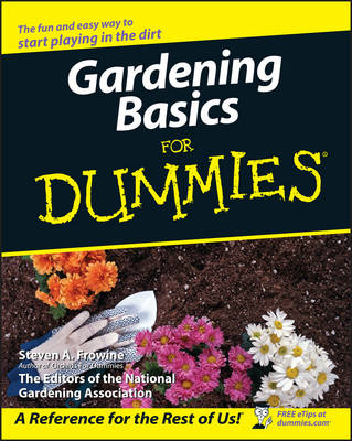 Gardening Basics for Dummies book