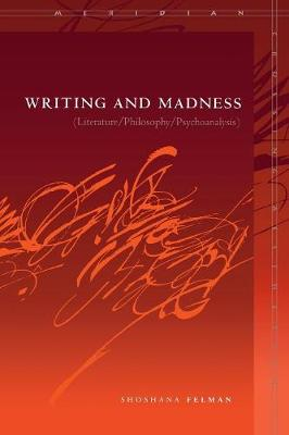 Writing and Madness book