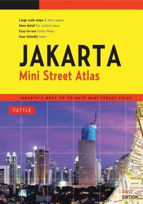 Jakarta Mini Street Atlas book