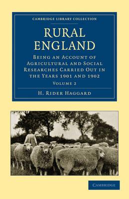 Rural England book