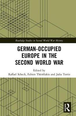 German-occupied Europe in the Second World War book
